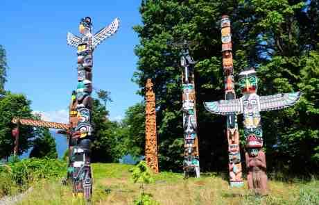 Vancouver Totem Pole