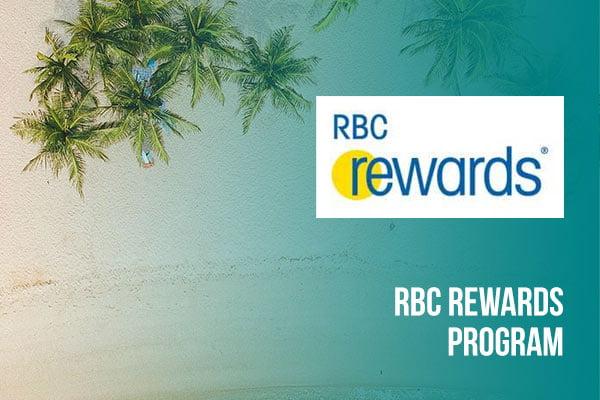 RBC Rewards with Ellison Travel & Tours