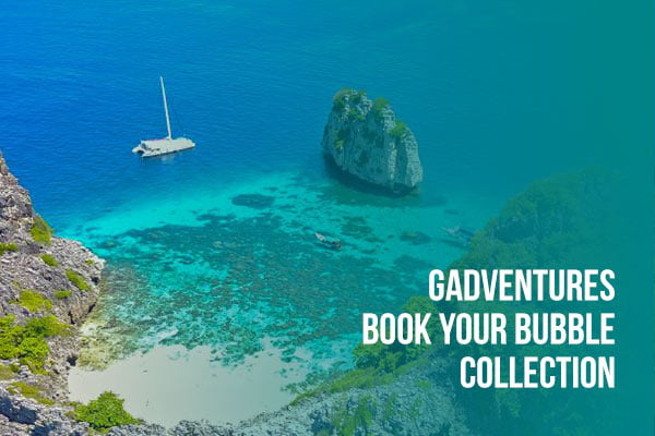 G Adventures - Book your Bubble Collection