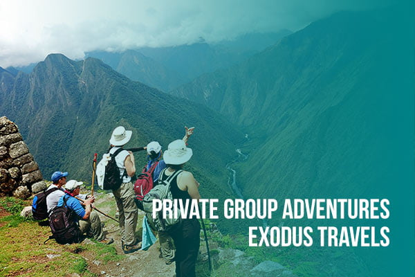 Private Group Adventures - Exodus Travels