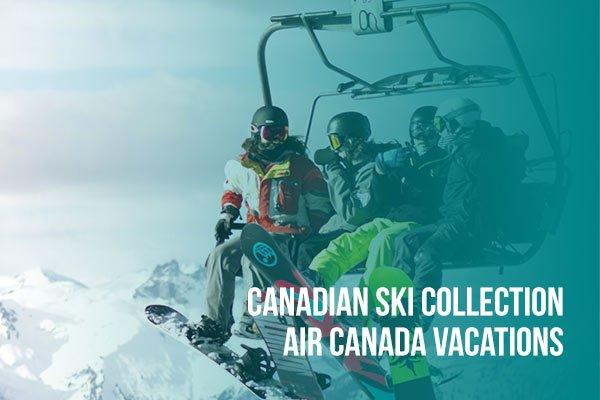 Canada Ski Collection - ACV