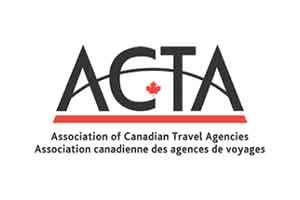 Association of Canadian Travel Agencies - ACTA Logo