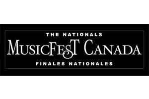 MusicFest Canada Logo