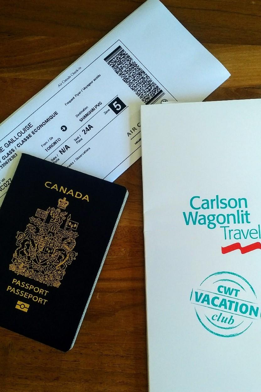 Tickets & Passport