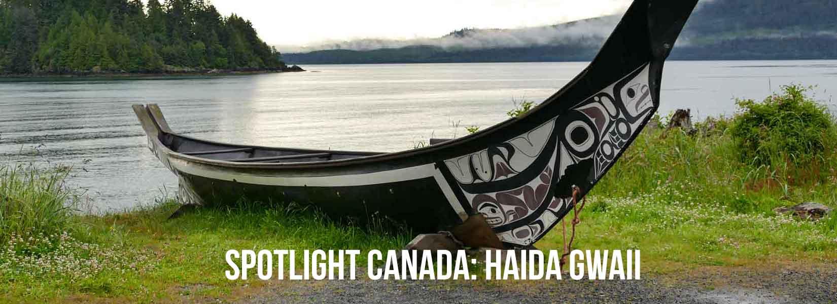 Spotlight Canada haida gwaii